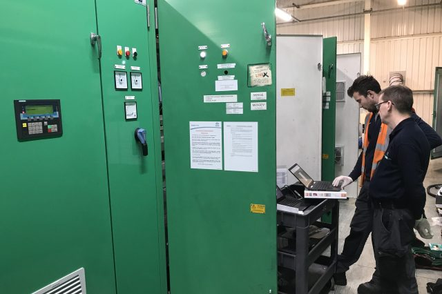 Mace Entry Section Upgrade Project Dec 2019 Siemens TIA Portal PLC Commissioning